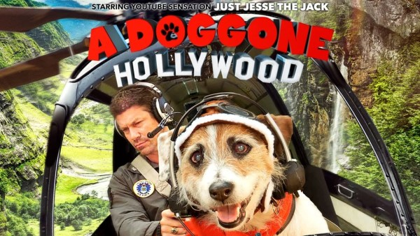 A Doggone Hollywood Movie