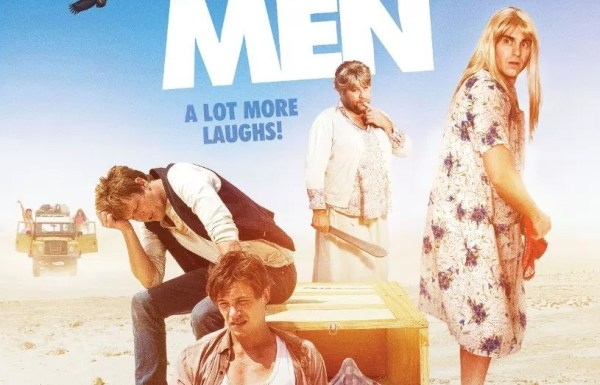 A Few Less Men Movie 2017