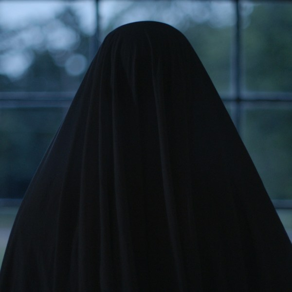A Ghost Story - Burka ghost?