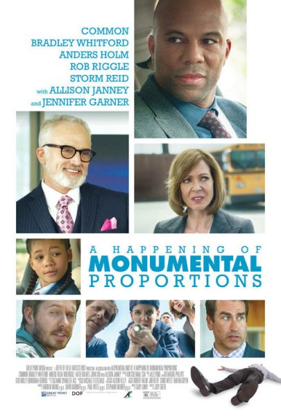 A Happening Of Monumental Proportions Film Poster