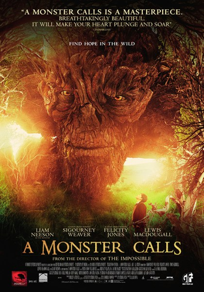 A Monster Calls International Poster