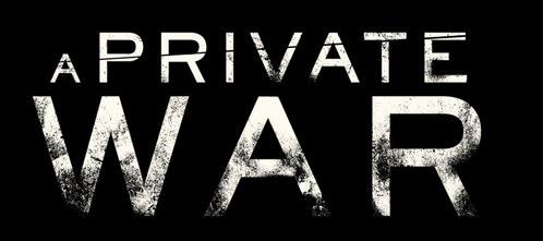 A Private War Movie