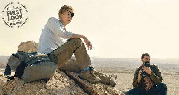 A Private War Movie - Rosamund Pike and Jamie Dornan