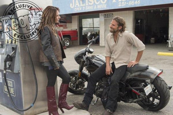 A Star Is Born movie - Bradley Cooper and Stefani Germanotta aka Lady Gaga