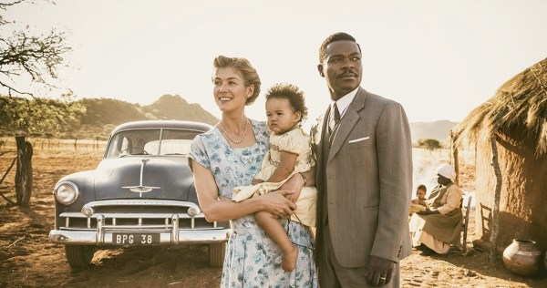 A United Kingdom Movie 2016