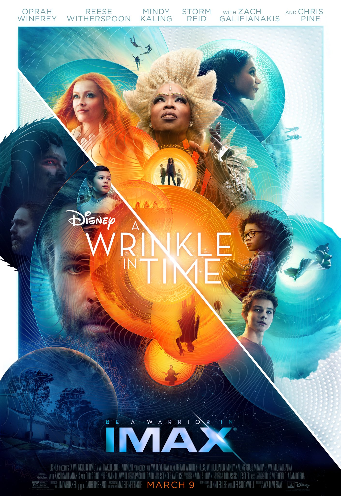 A Wrinkle in Time Details