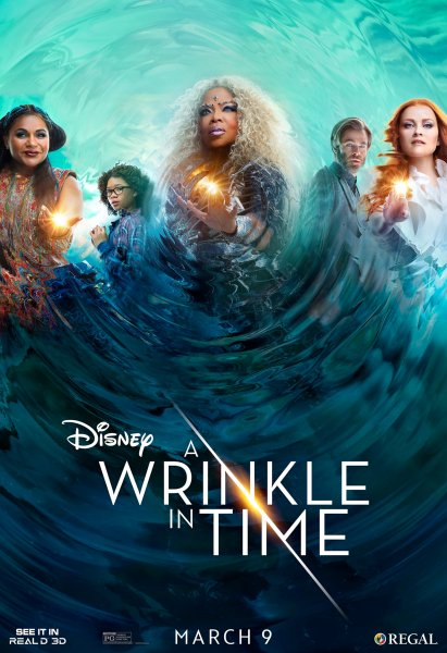 A Wrinkle In Time Regal Poster