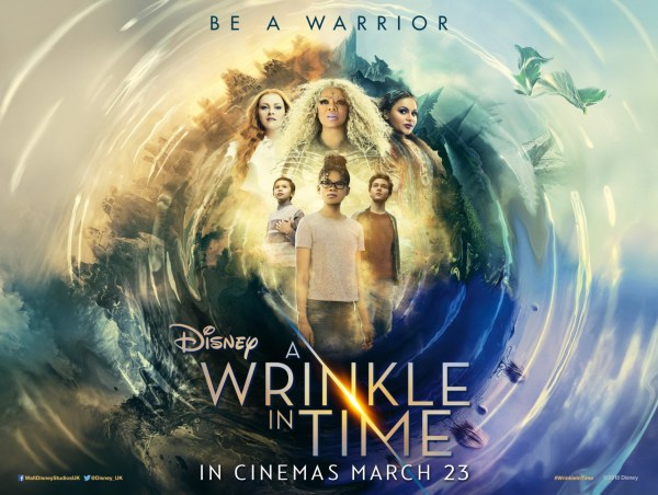 A Wrinkle In Time New Banner