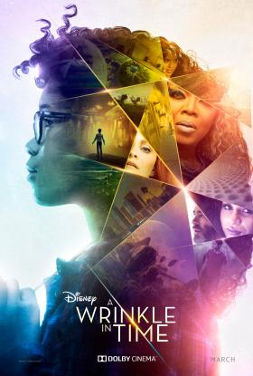 A Wrinkle In Time New Poster