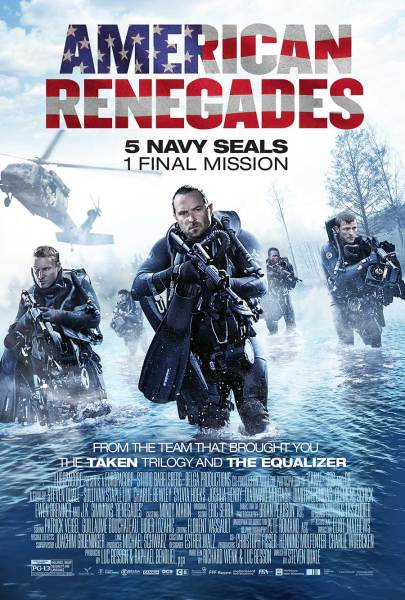 AMERICAN RENEGADES Poster