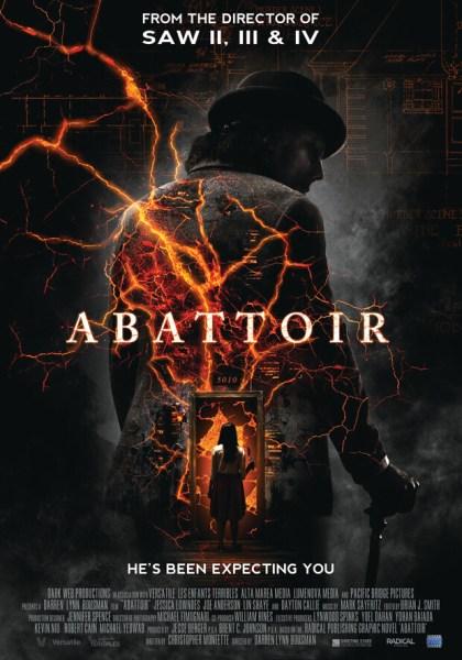 Abattoir New Poster