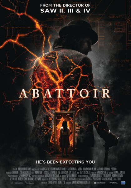 Abattoir New Poster