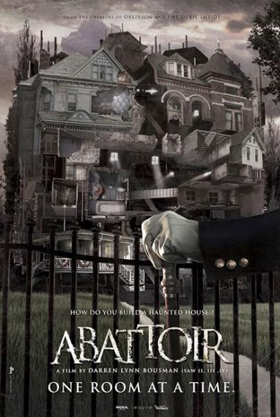 Abattoir poster