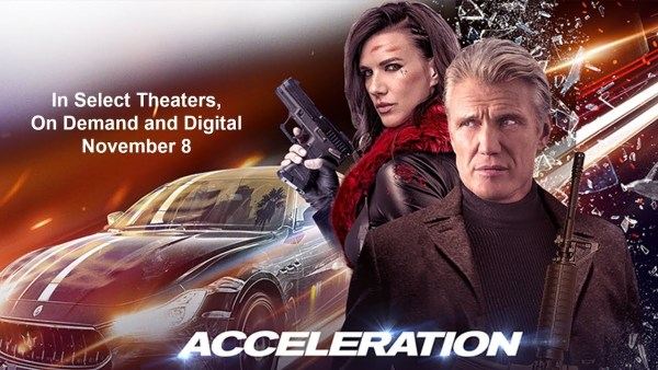 Acceleration Movie 2019