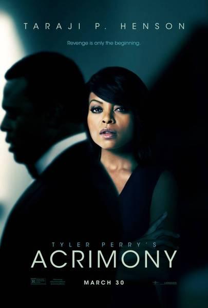 Acrimony New Poster