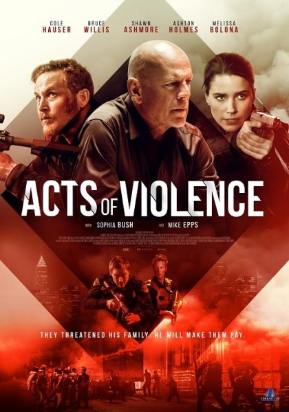 Acts Of Violence International Poster