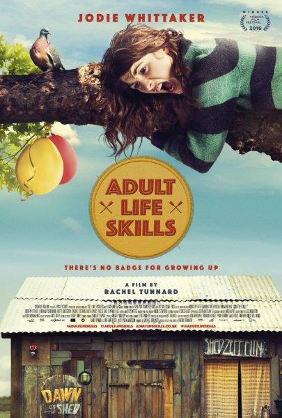Adult Life Skills Movie Poster