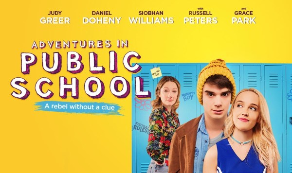 Adventures In Public School Movie