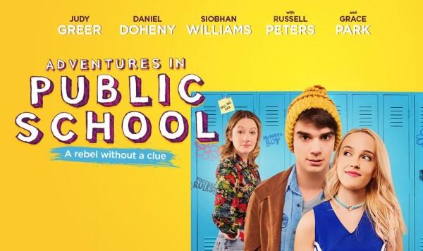 Adventures In Public School Movie