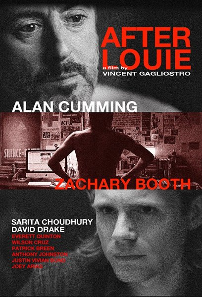 After Louie Movie Poster