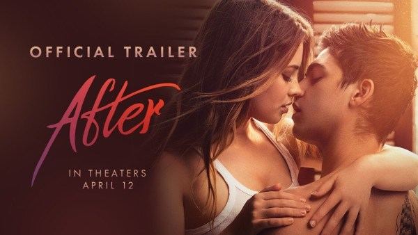 After Movie 2019 Josephine Langford And Hero Fiennes Tiffin