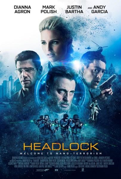 Against The CLock Headlock