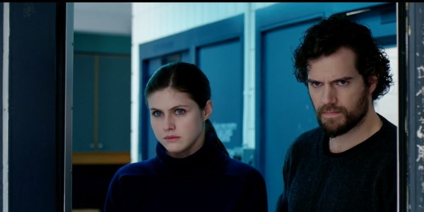 Alexandra Daddario and Henry Cavill - Nomis Movie