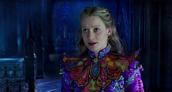 Alice in Wonderland 2 Movie - Alice Through the Looking Glass