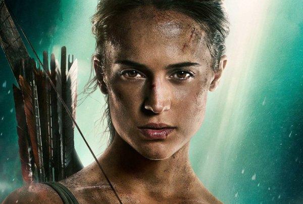 Alicia Vikander Tomb Raider Movie 2018