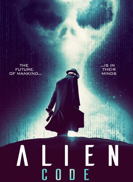 Alien Code Movie Poster