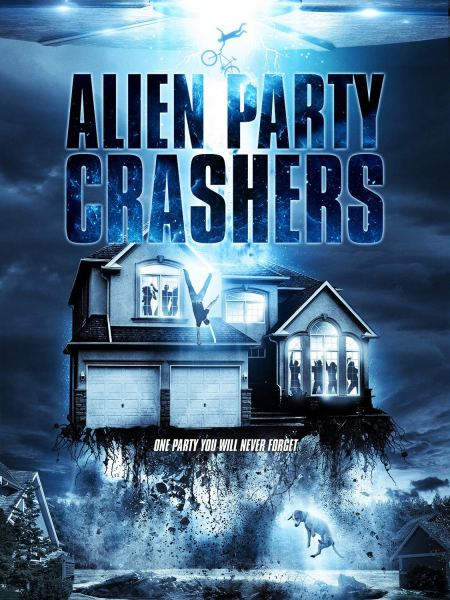 Alien Party Crashers Movie Poster Canaries
