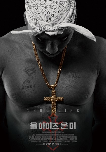 All Eyez On Me New Poster