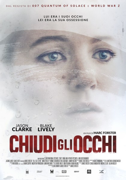 All I See Is You Italian Poster