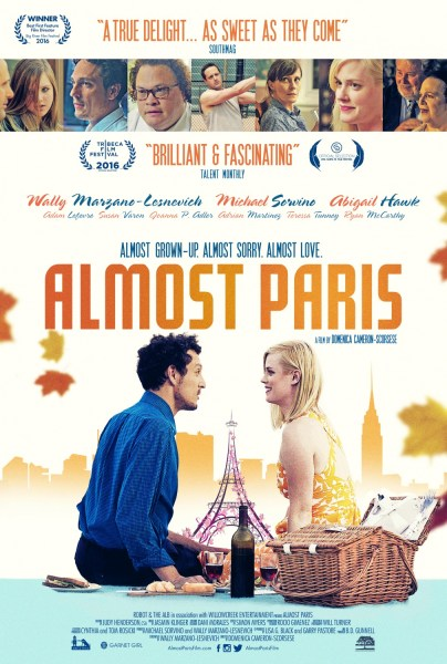 Almost Paris New Poster