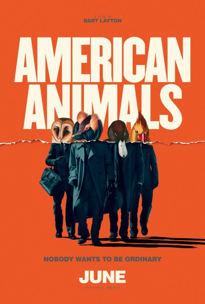 American Animals New Poster