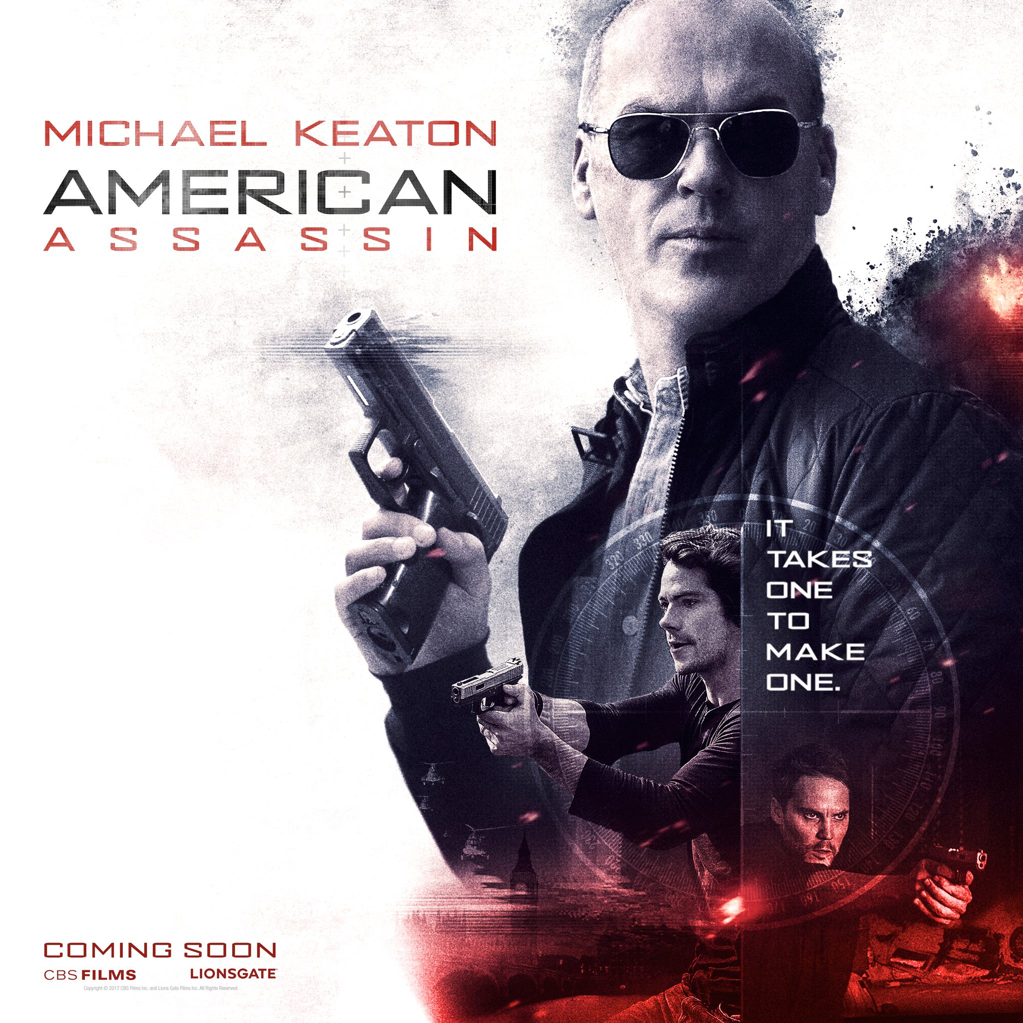 American Assassin Film