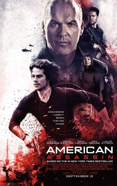 American Assassin New Poster