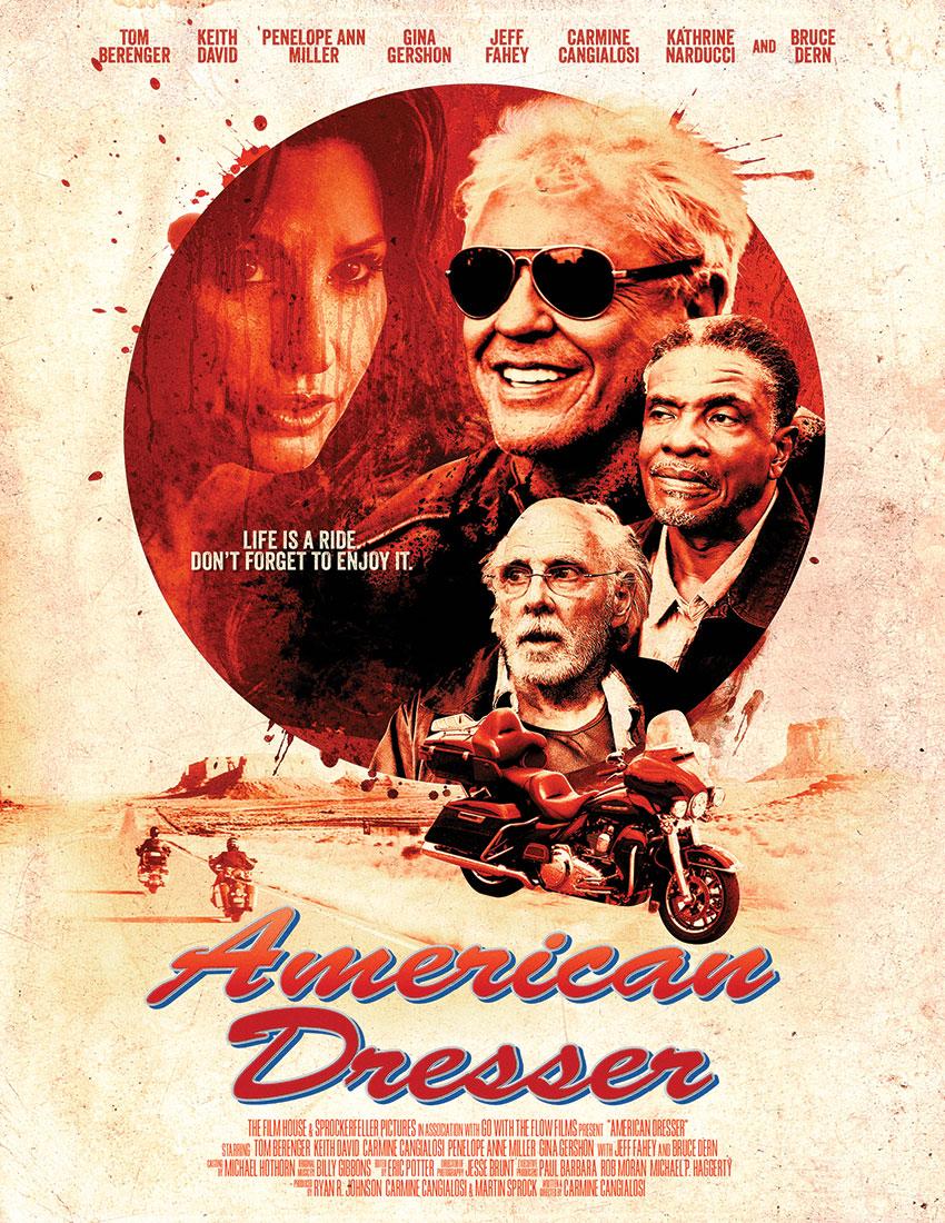 American Dresser Movie : Teaser Trailer