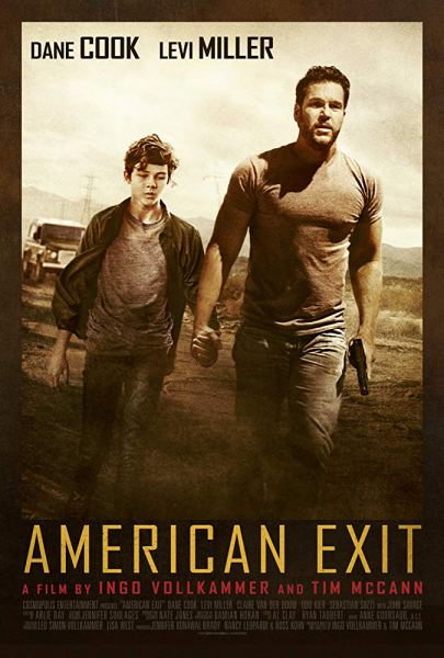 American Exit Movie Poster