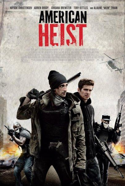 American Heist Poster