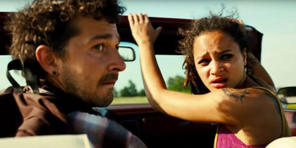 American Honey - Shia Labelouf and Sasha Lane