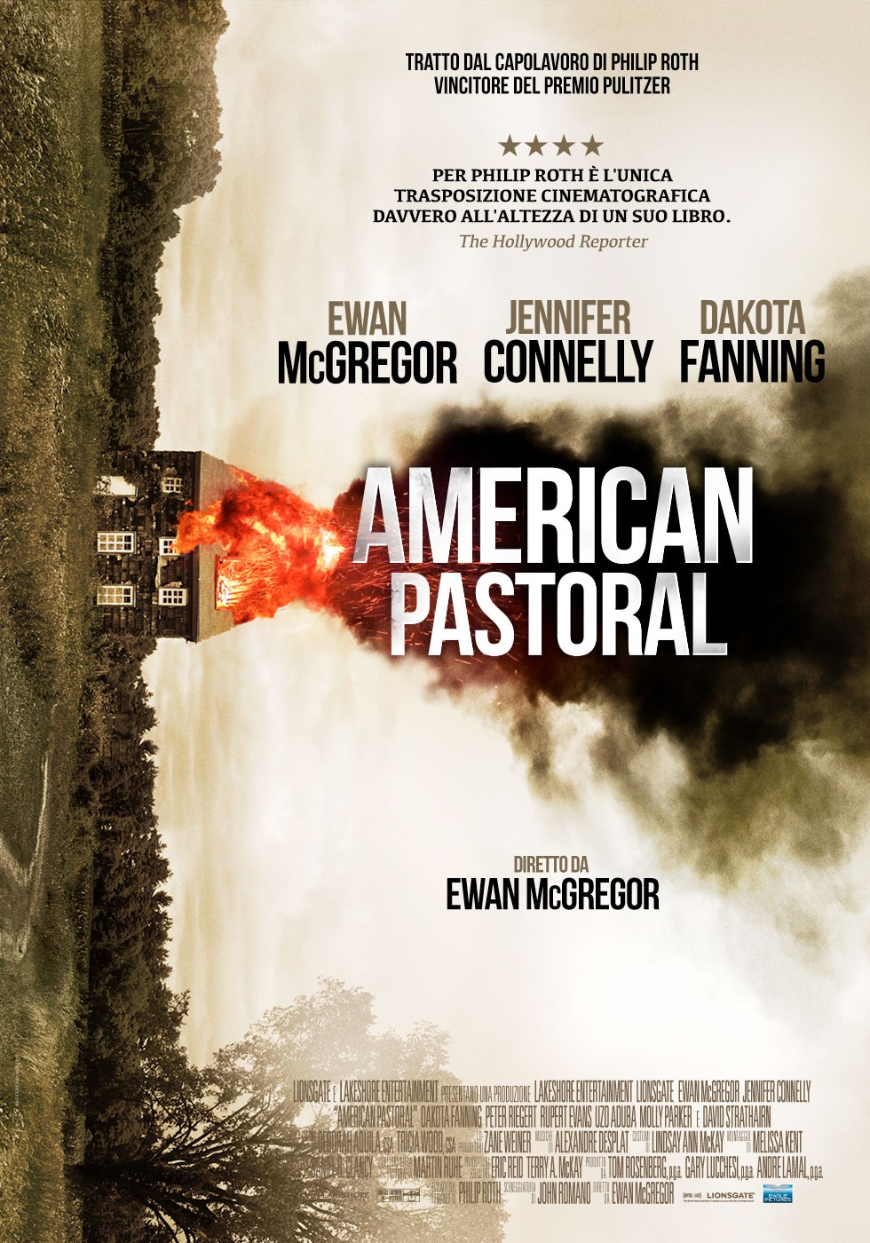 American Pastoral Movie : Teaser Trailer Dakota Fanning Married