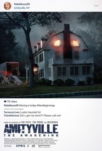Amityville The Awakening Movie