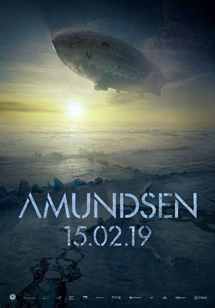Amundsen Teaser Poster