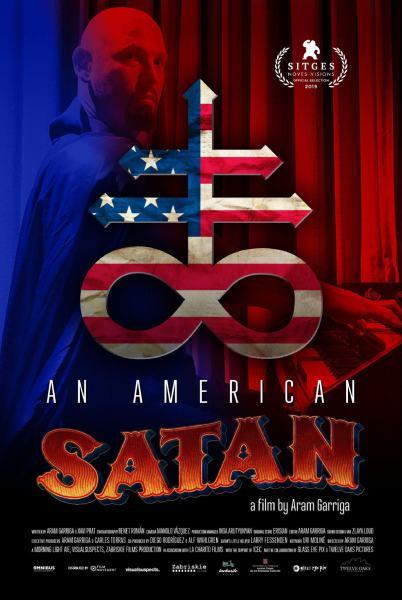 An American Satan Poster