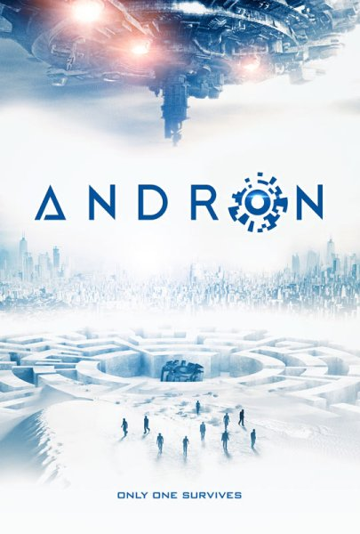 Andron Poster - Science-Fiction movie 2016