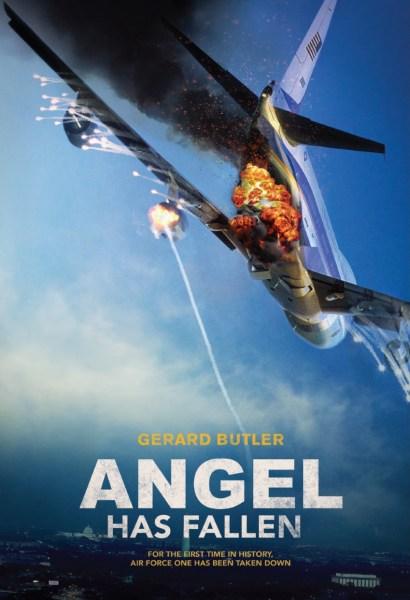 Angel Has Fallen Teaser Poster