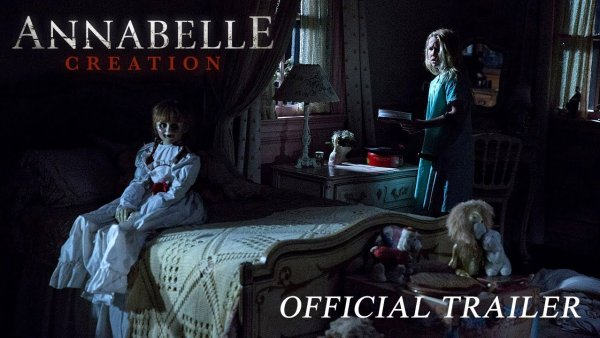 Annabelle Creation Horror Movie 2017