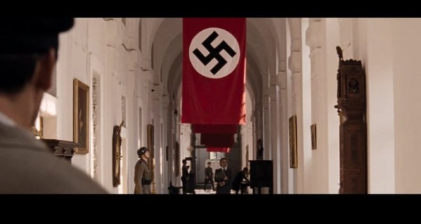 Anthropopid movie 2016 - Cillian Murphy and Jamie Dornan vs Nazis