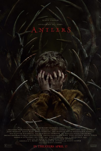 Antlers Movie Poster.